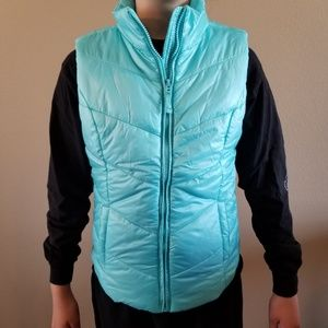 Aeropostale real puffy vest NWT G1